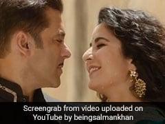 इश्क की 'चाशनी' में डूबे नजर आए सलमान और कैटरीना कैफ, 'भारत' फिल्म का नया गाना रिलीज