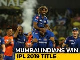 Video: Mumbai Indians Beat Chennai Super Kings By 1 Run, Win 4th IPL Title