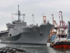 US, Japan, South Korea Start 'First-Of-Its-Kind' Naval Drill