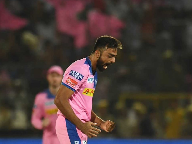 "Jaydev Unadkat Vows To Comeback Stronger After IPL 2019 ""Downfall"""