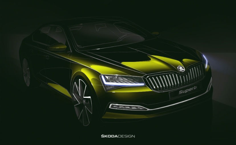 New Skoda Superb 2020 Price in India, Launch Date, Review