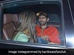 सारा अली खान 'सोनू' संग कार में कुछ इस अंदाज में आईं नजर, मीडिया को देख छिपाया चेहरा- देखें Photo