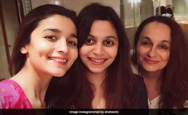 'If Alia Or Shaheen Bhatt Are Suffering, I Get Affected Badly,' Says Mom Soni Razdan
