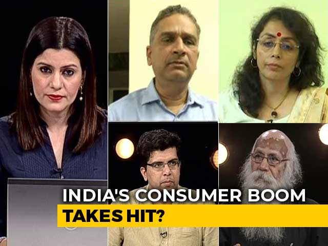Video : GDP Numbers 'Overestimated'? What's Real State Of India's Economy?