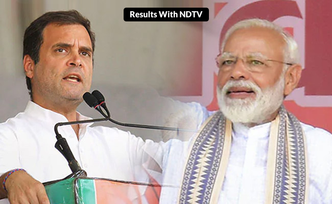 Election Results 2019 Highlights: PM Modi Delivers Grand Victory Speech