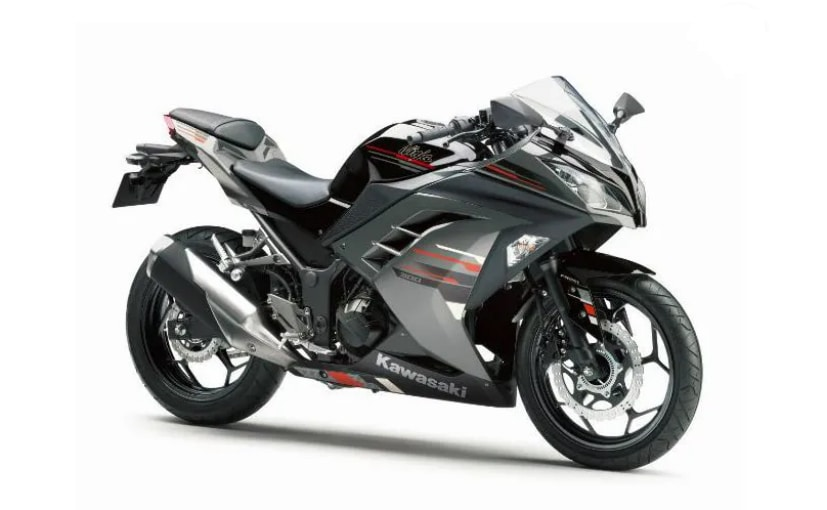 The Kawasaki Ninja 300 ABS has been introduced in two new colour options