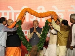 Rs 100 Lakh Crore Spending Push In India Tops Agenda Of Modi 2.0