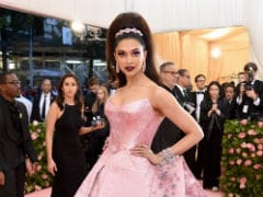 Met Gala 2019: Deepika Padukone's Pink 'Camp Barbie' Gown Has 408 Embroidered Pieces