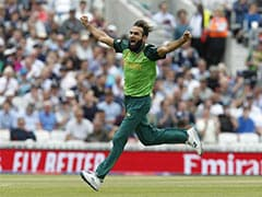 Imran Tahir Becomes First Spinner To Bowl Opening Over At World Cup
