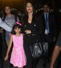 Cannes Done, Aishwarya And Aaradhya Fly Home To Mumbai. See Pics