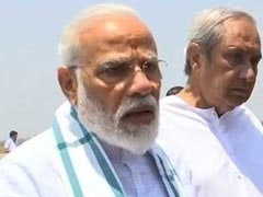 In Congratulatory Tweet To Naveen Patnaik, PM Modi Assures Cooperation