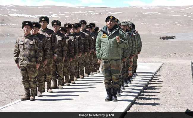 Armies Of India, China Meet In Ladakh, Discuss Peace Along Border