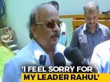 "Video : Sulking Karnataka Lawmaker Calls Congress Leader ""Buffoon"", Party Upset"