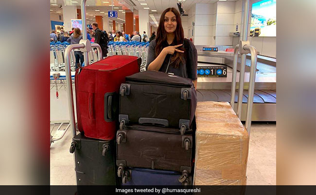 Cannes 2019: Huma Qureshi Checks In And Has More Than One Reason To Be Excited