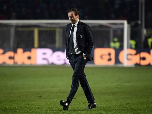 Massimiliano Allegri Going To Leave Juventus As Manager End Of The Season