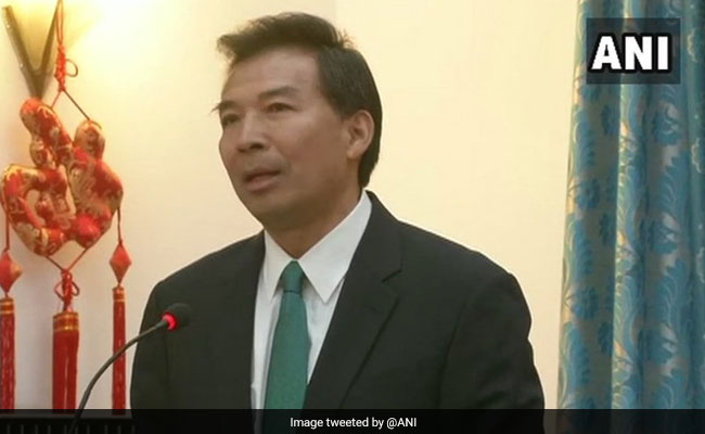 China's Ambassador To India Luo Zhaohui Appointed Vice Foreign Minister