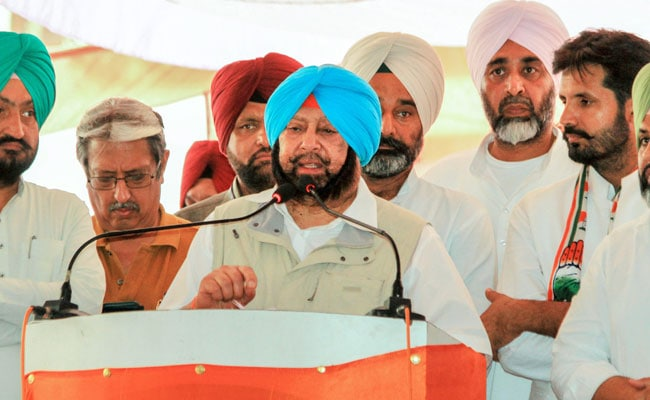 Sunny Deol's Comment On Balakot 'Completely Ignorant': Amarinder Singh