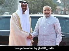 India Election Results 2019: Abu Dhabi Crown Prince Congratulates PM Modi On 2019 Election Victory