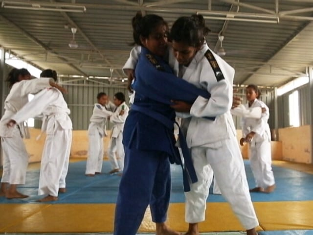 Video: Learning Judo For Self-Defence, Leading To Medals