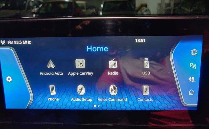 Tata Harrier Updated With Apple CarPlay Compatibility