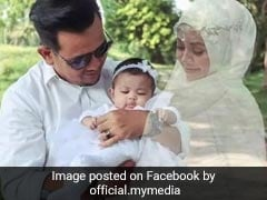 डिलीवरी के दौरान मां की हुई मौत, 5 महीने बाद तस्वीरों में नज़र आई परछाई...Photos Viral