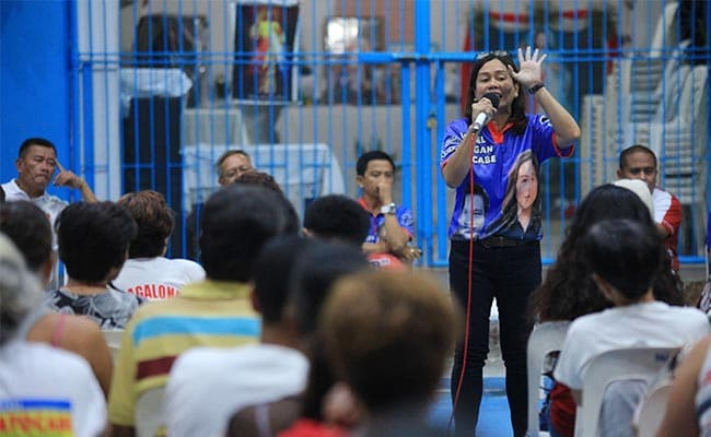 'Widow Candidate' Tradition In Philippines' Deadly Polls
