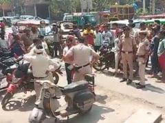 दिल्ली में दिनदहाड़े व्यस्त सड़क पर बदमाशों ने 18 लाख रुपये लूटे