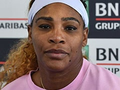 Serena Williams Withdraws From Italian Open With Knee Problem