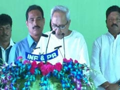 Naveen Patnaik Takes Oath As Odisha Chief Minister For Fifth Term