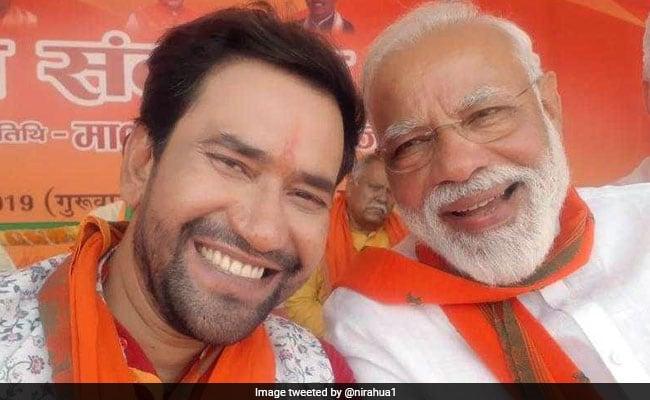 Elections Result 2019: अखिलेश यादव से हारने के बाद भी खुश हैं बीजेपी के निरहुआ, बोले- 'जब तक तोड़ेंगे नहीं...'