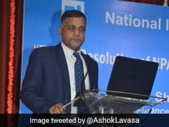 Election Commissioner Ashok Lavasa To Quit, Join Asian Development Bank