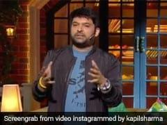 'द कपिल शर्मा शो' में पहुंची 'जजमेंटल है क्या' की टीम तो हुआ कुछ ऐसा, देखें वायरल Video