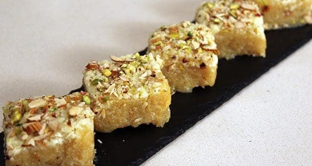 Janmashtami 2019: Make This Janmashtami Special Khus Khus Ki Barfi For The Bhog (Recipe Inside)