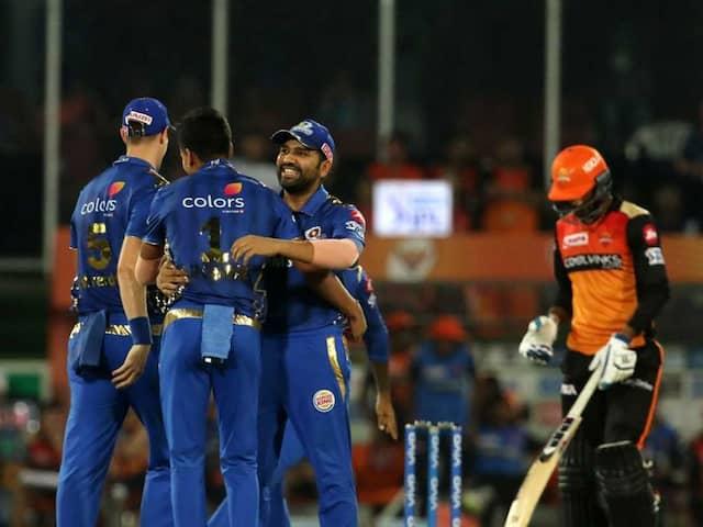 IPL 2019: Eyeing Playoffs Berth, Mumbai Indians Take On SunRisers Hyderabad Sans David Warner, Jonny Bairstow