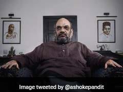 पाकिस्तान के खिलाफ भारत को मिली जीत पर अमित शाह ने किया ट्वीट, लिखा-एक और स्ट्राइक...