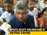 "Video : ""People Want Narendra Modi As PM Again"": Ravi Shankar Prasad"