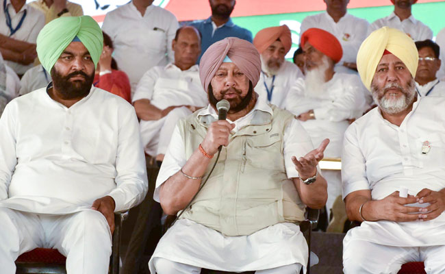 Lok Sabha Elections 2019: 'PM Modi Is Self-Obsessed, Indulges In Publicity': Punjab Chief Minister