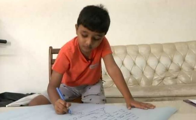 Eight-Year-Old Chennai Boy Can Read, Write Over 106 Languages