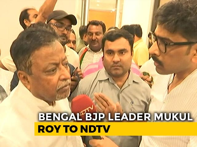 Mukul Roy: Latest News, Photos, Videos on Mukul Roy - NDTV COM