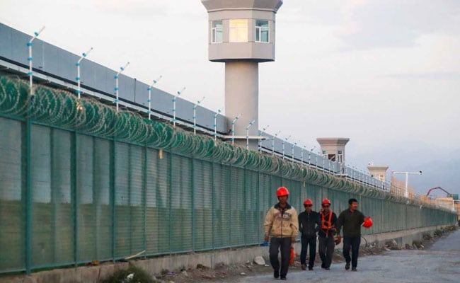 China Putting Minority Muslims In 'Concentration Camps,' Says US