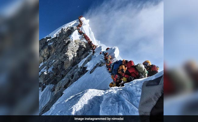 Nepal Says Overcrowding On Mount Everest 'Not Sole Reason' Behind Deaths