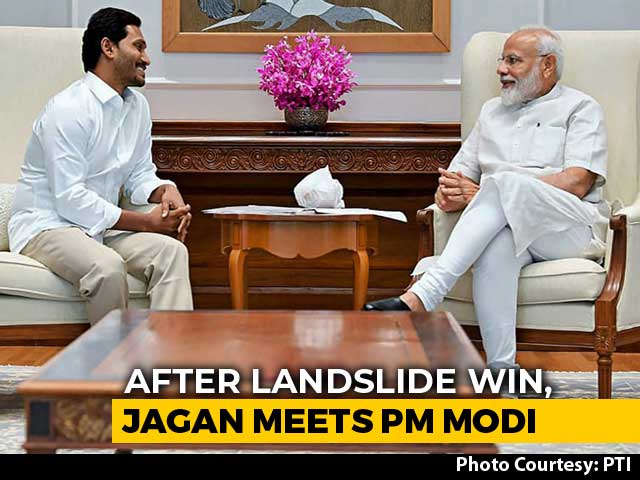 Special Status, Finances Feature In PM-Jagan Reddy Discussions In Delhi