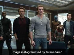 <I>Avengers: Endgame</I> India Box Office Collection Week 2: 'Heroic Run' Fetches Over Rs 400 Crore