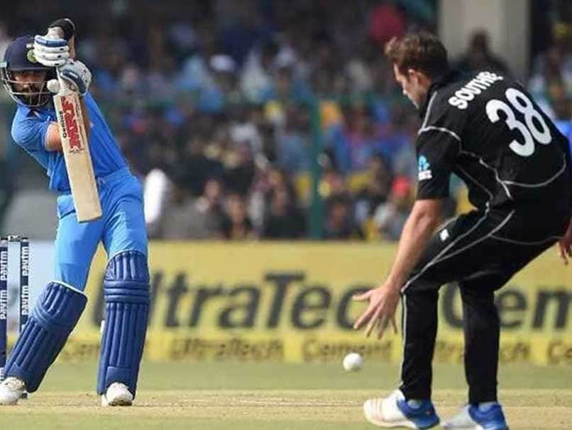 World Cup Warm-Up Preview: India Vs New Zealand At The Kennington