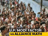 Video : More Than Half Of UP Seats May Go To BJP, Say Early Predictions