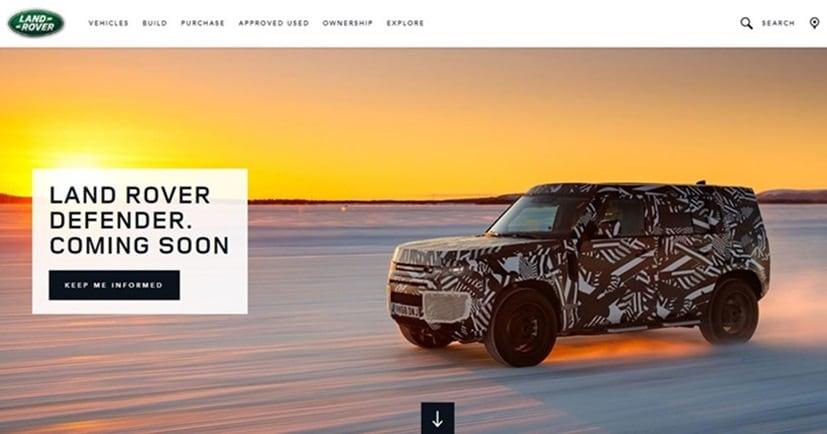 Jaguar Land Rover develops 'sensory steering wheel'