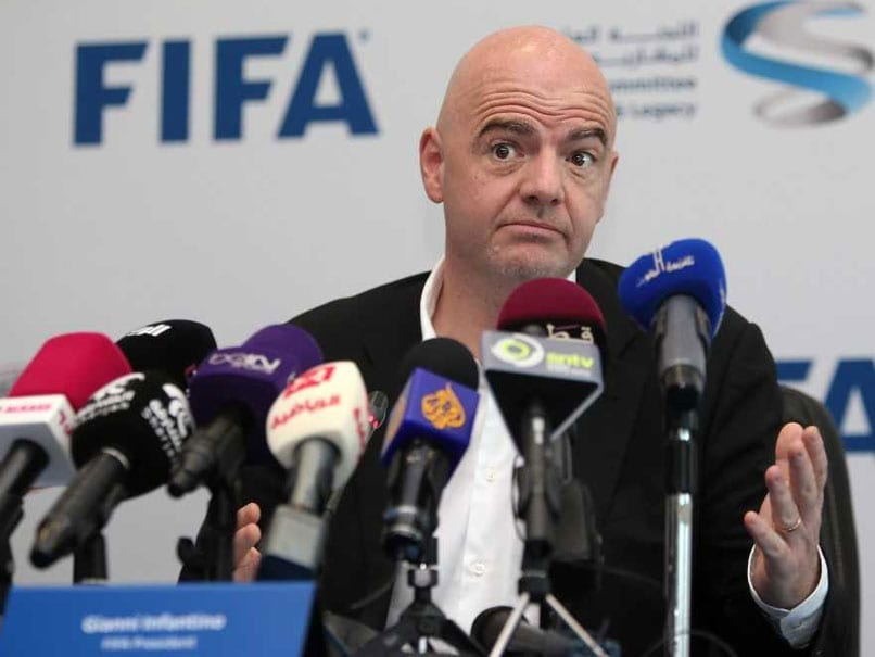 FIFA World Cup 2022: 48-Team Tournament Plan Dropped By FIFA