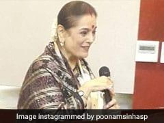 पूनम सिन्हा: पहले ही चुनाव में राजनाथ सिंह को टक्कर दे रही यह एक्ट्रेस, यहां पढ़िए सिनेमा से सियासत तक का सफर
