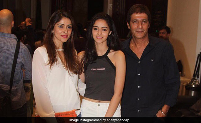 Ananya Panday Skipped University For Student Of The Year 2, Clarifies Dad Chunky Panday