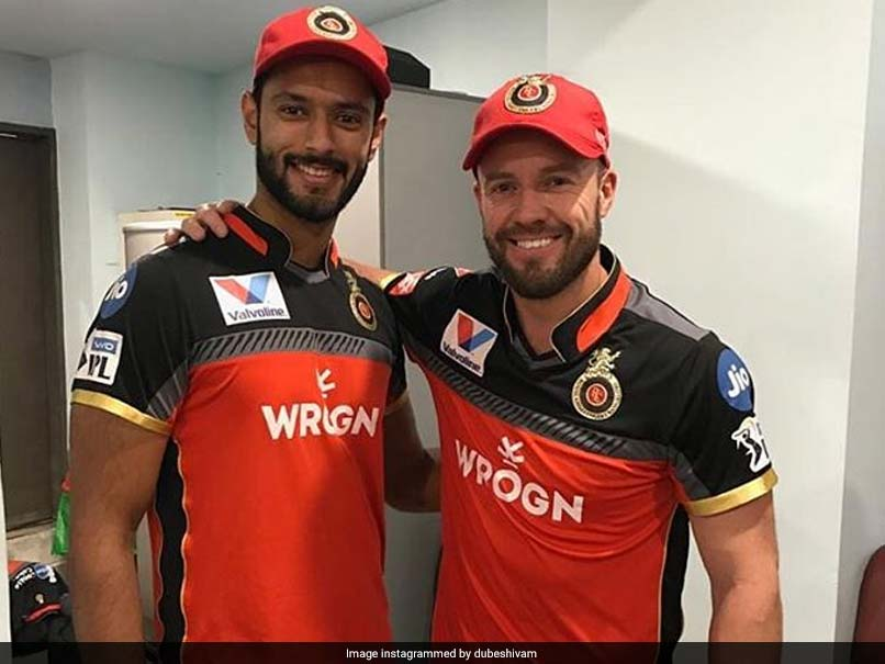 RCB Youngster On How De Villiers